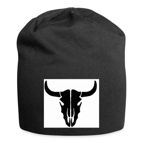 Longhorn skull - Jersey Beanie