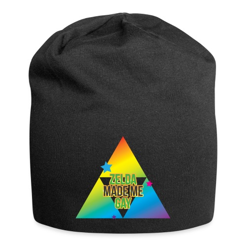 Zelda Made Me Gay - Jersey Beanie