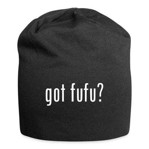 gotfufu-white - Jersey Beanie