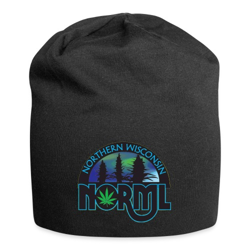 Northern Wisconsin NORML Official Logo - Jersey Beanie