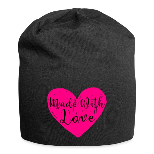 madewithloveheart - Jersey Beanie