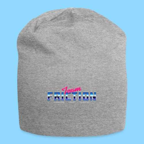 80s Team Friction - Jersey Beanie