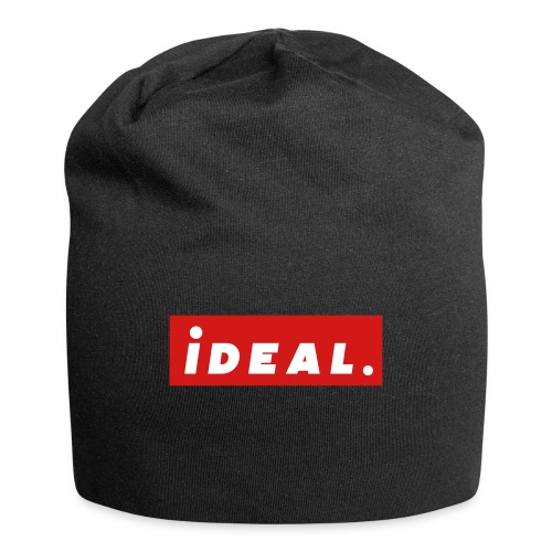 ideal Logo Red - Jersey Beanie