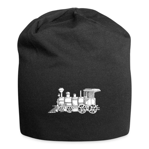 steam train - Jersey Beanie