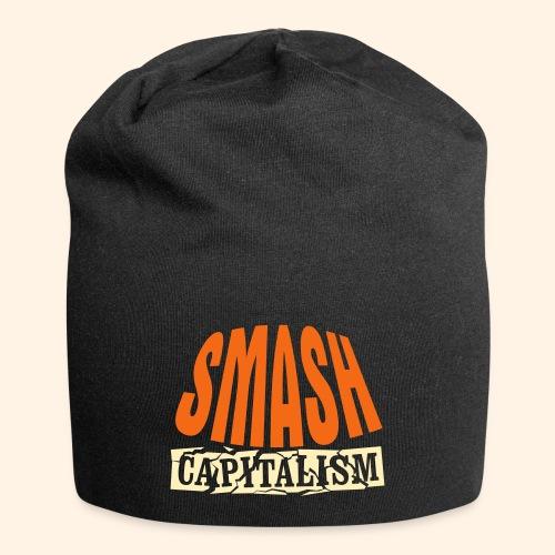 Smash Capitalism - Jersey Beanie