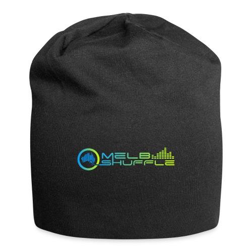 Melbshuffle Gradient Logo - Jersey Beanie