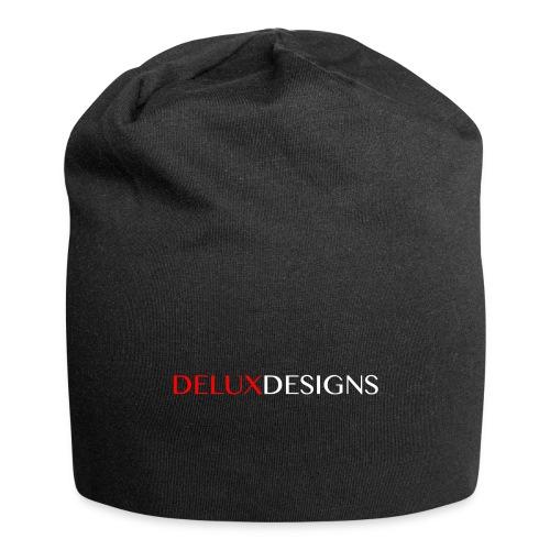 Delux Designs (white) - Jersey Beanie