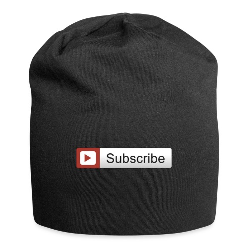 YOUTUBE SUBSCRIBE - Jersey Beanie