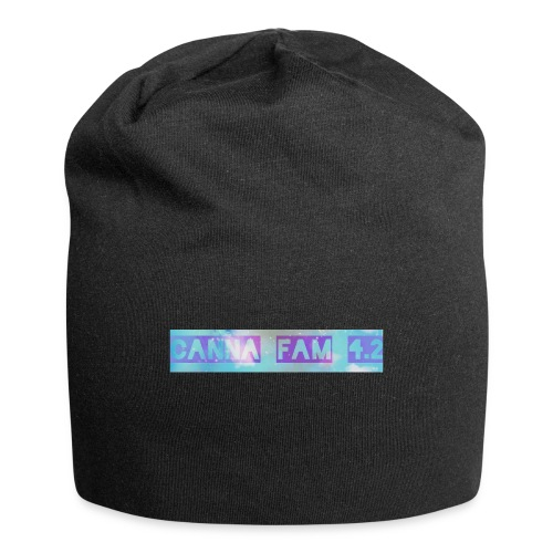 Canna fams #3 design - Jersey Beanie