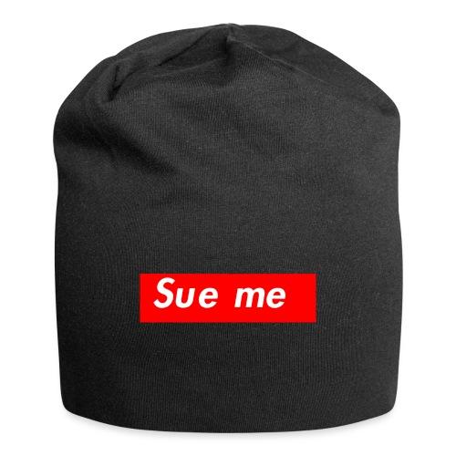 sue me (supreme parody) - Jersey Beanie