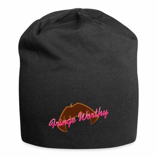 Fringe Worthy - Jersey Beanie