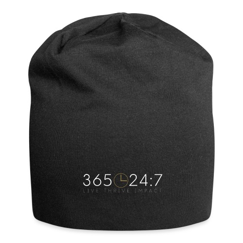 365:24:7 Lifestyle - Jersey Beanie