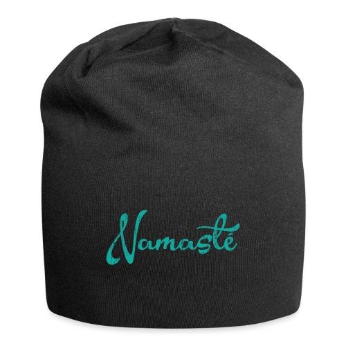 Namaste Script - Jersey Beanie