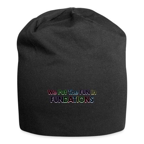 fundations png - Jersey Beanie