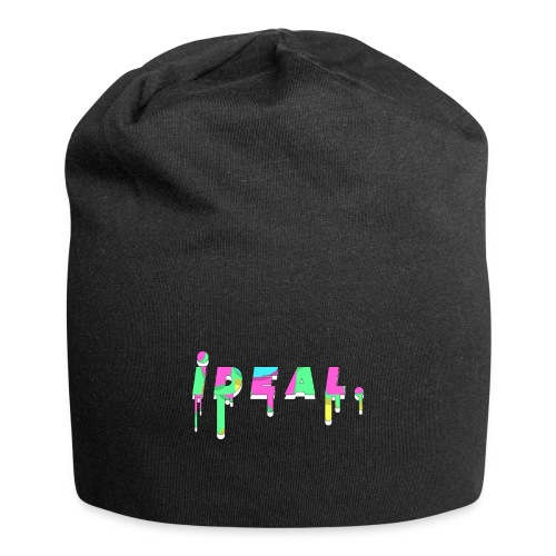 Ideal Acid Drip Logo - Jersey Beanie