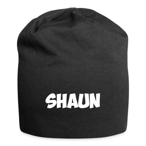 Shaun Logo Shirt - Jersey Beanie