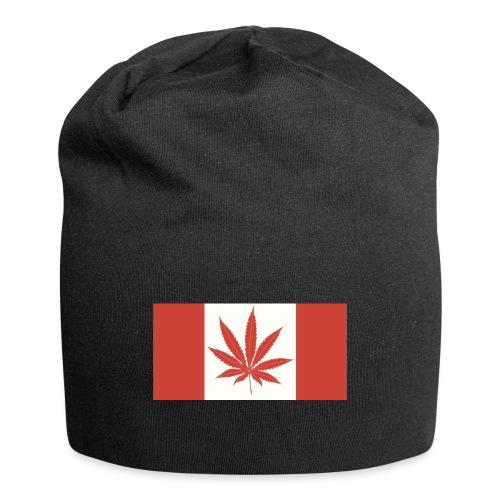 Canada 420 - Jersey Beanie