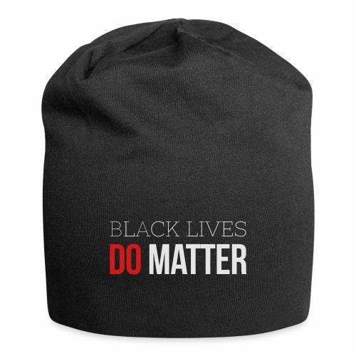 BLACK LIVES MATTER W&R - Jersey Beanie
