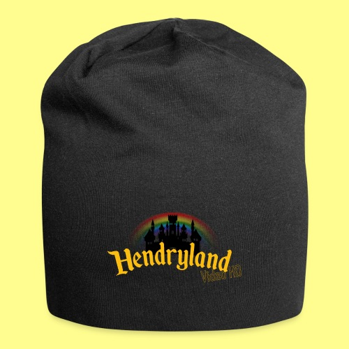 HENDRYLAND logo Merch - Jersey Beanie