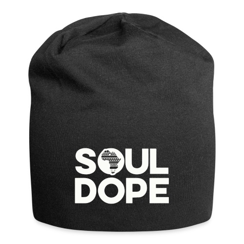 souldope white tee - Jersey Beanie