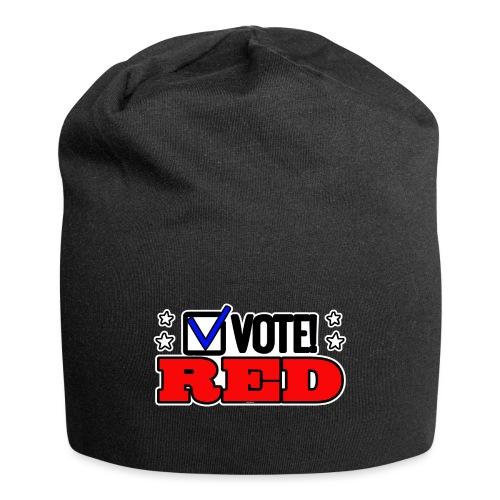VOTE RED - Jersey Beanie