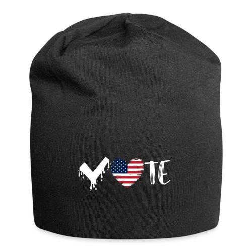Vote Heart - Jersey Beanie
