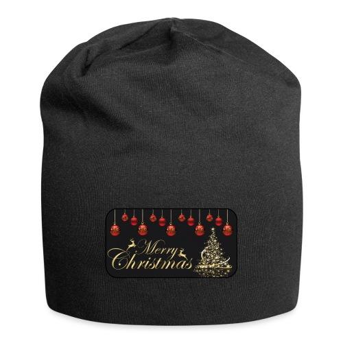 Merry Christmas - Jersey Beanie