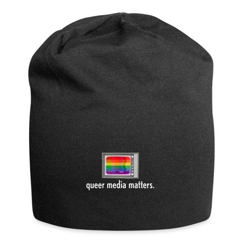Queer Media Matters Accessories - Jersey Beanie