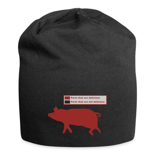 Bacon Pig Pork BBQ - Jersey Beanie
