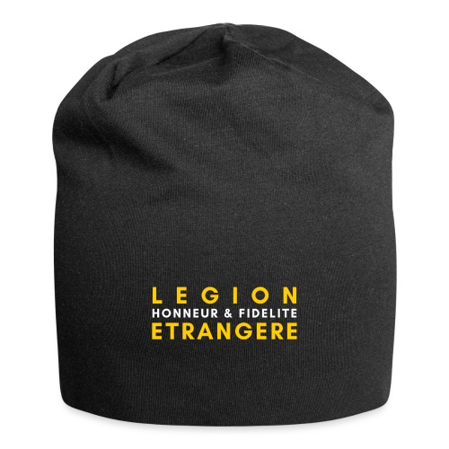 Legion Etrangere - Honneur Fidelite - Jersey Beanie