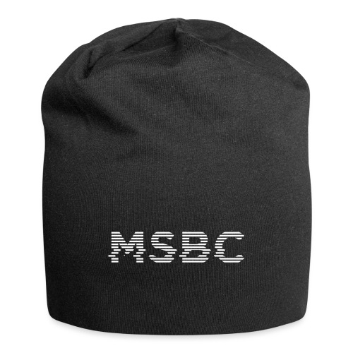 MSBC Glitch Hat - Jersey Beanie
