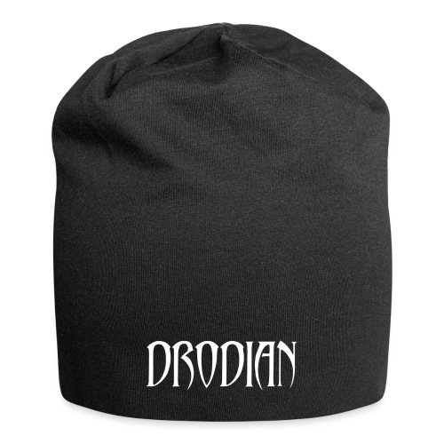 CLASSIC DRODIAN (WHITE LETTERS) - Jersey Beanie