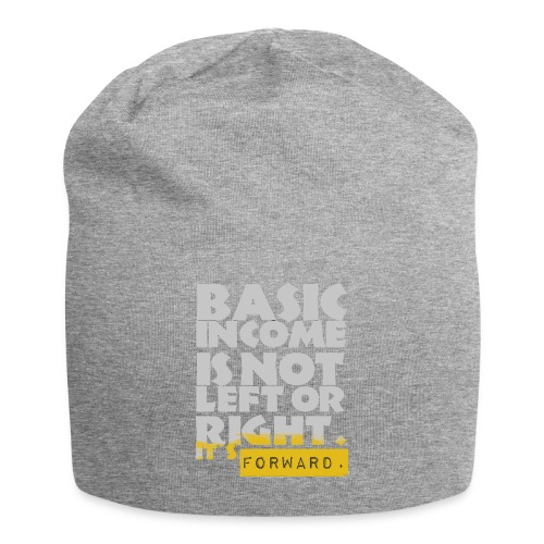 UBI is not Left or Right - Jersey Beanie