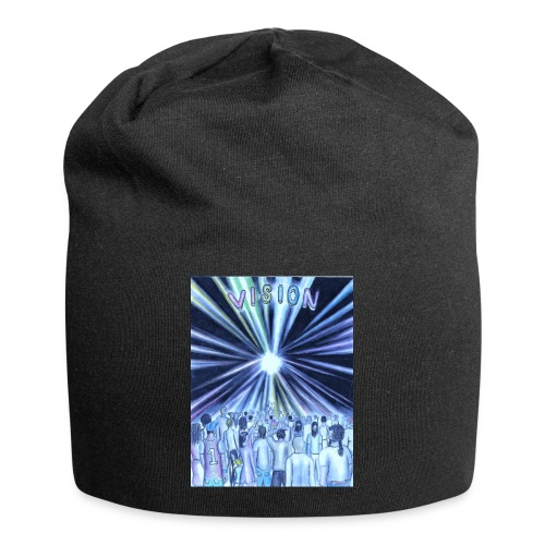 vision_color_1_Ink_LI - Jersey Beanie