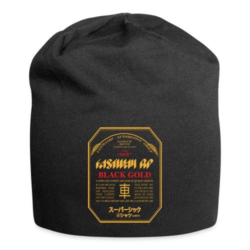 Fastway Beer Can Black Gold - Jersey Beanie