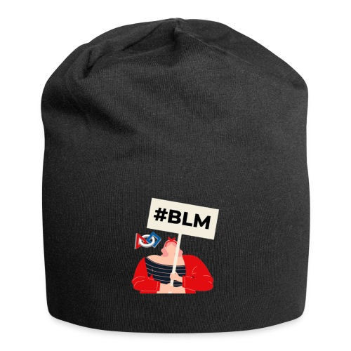 #BLM FIRST Girl Petitioner - Jersey Beanie
