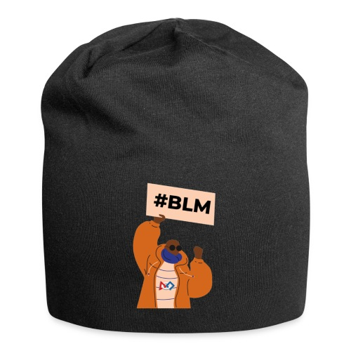 #BLM FIRST Man Petitioner - Jersey Beanie