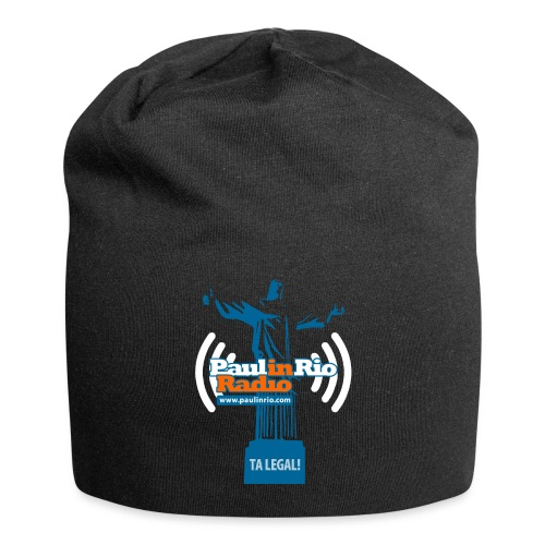 Paul in Rio Radio - The Thumbs up Corcovado #2 - Jersey Beanie