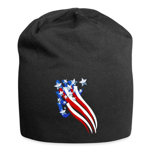 Sweeping Old Glory - Jersey Beanie