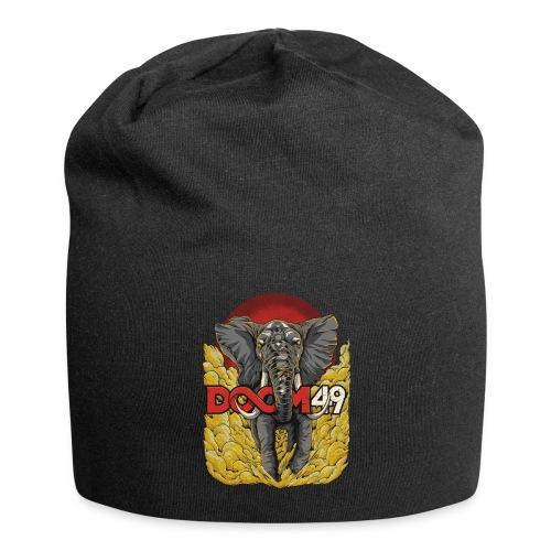Yellow Smoke Elephant by DooM49 - Jersey Beanie