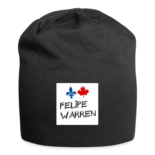Profile Picture jpg - Jersey Beanie