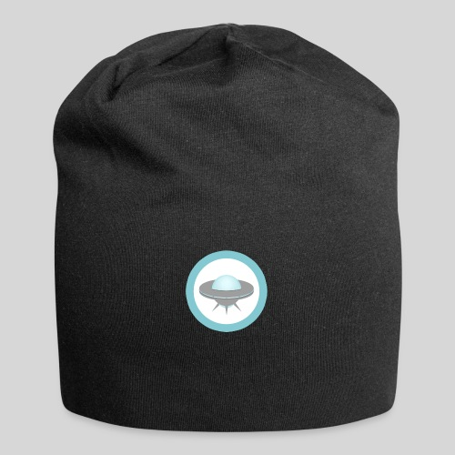 ALIENS WITH WIGS - Small UFO - Jersey Beanie