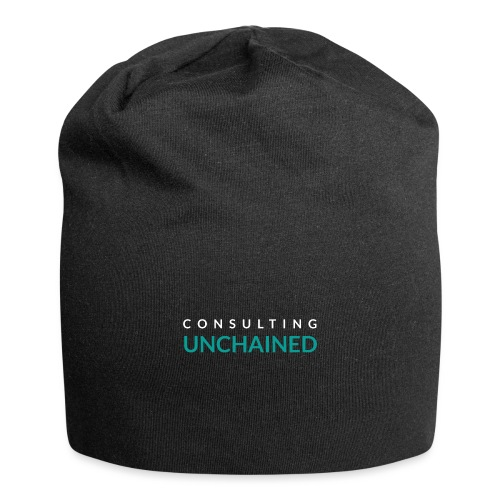 Consulting Unchained - Jersey Beanie
