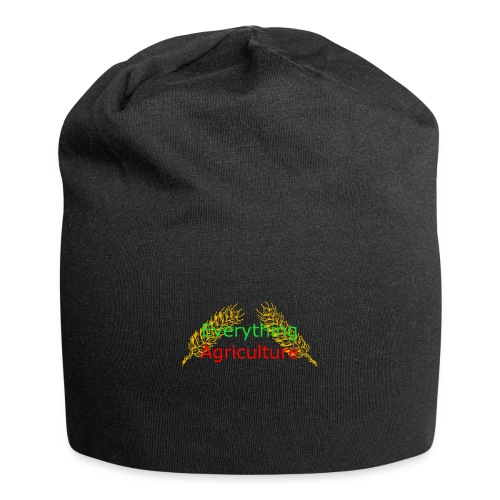 Everything Agriculture LOGO - Jersey Beanie