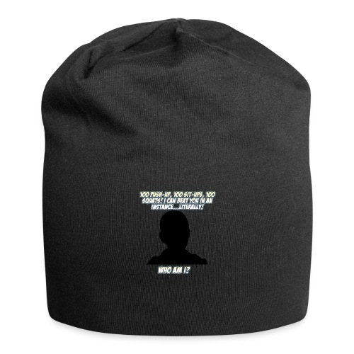 AnimeBusters Guess Who Series? -One Punch Man - Jersey Beanie