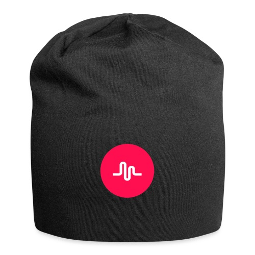 Musical.ly logo - Jersey Beanie