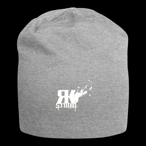 RKStudio White Logo Version - Jersey Beanie
