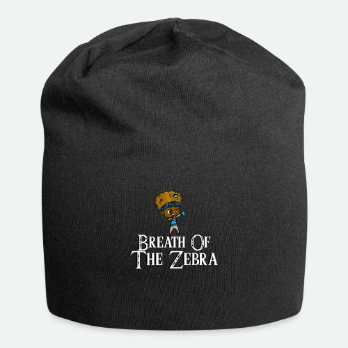 Breath Of The Zebra | Zebra Nation - Jersey Beanie