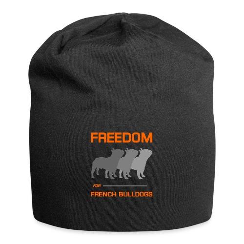 French Bulldogs - Jersey Beanie