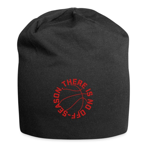 Basketball No Off Season - Jersey Beanie